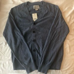 NWT Lucky Brand Cardigan Light Blue